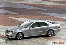 Mercedes S-Класс W220 Тюмень