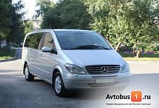 Mercedes-Benz Viano Курган