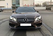 Mercedes-benz E-class W212 Томск