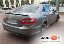 Mercedes E-Class AMG Уфа