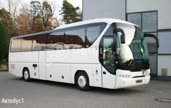 Neoplan Tourliner Томск